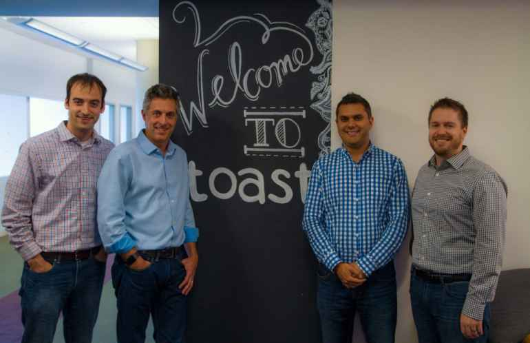 Toast launches Toast Capital to provide fast and flexible funding for  restaurants | Tech News | Startups News