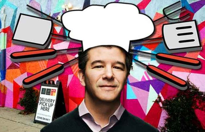 Uber's Ex-CEO Kalanick Lands $400 Million for His Secretive Food Startup CloudKitchens
