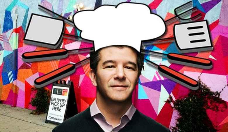 Uber's Ex-CEO Kalanick Lands $400 Million for His Secretive Food Startup CloudKitchens