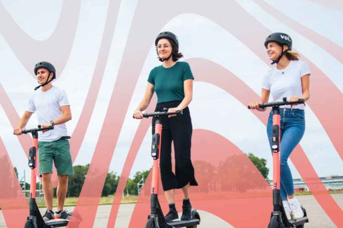 Swedish electric scooter startup Voi scores $85 million to transform the future of urban transport in Europe