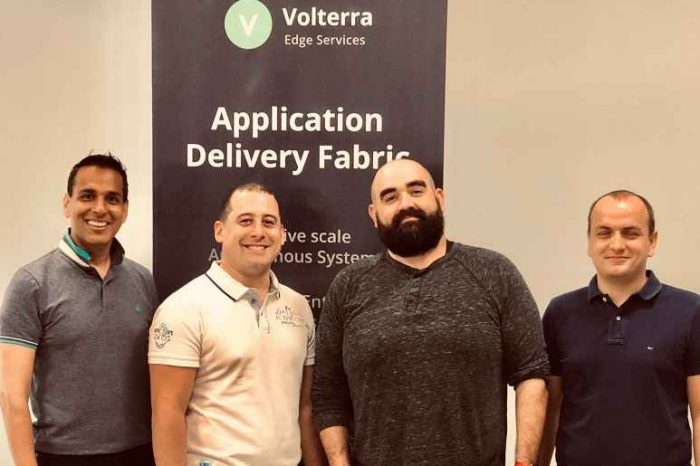Volterra emerges from stealth with over $50 million in funding to provide a distributed cloud platform for integrating multi-cloud and edge environments