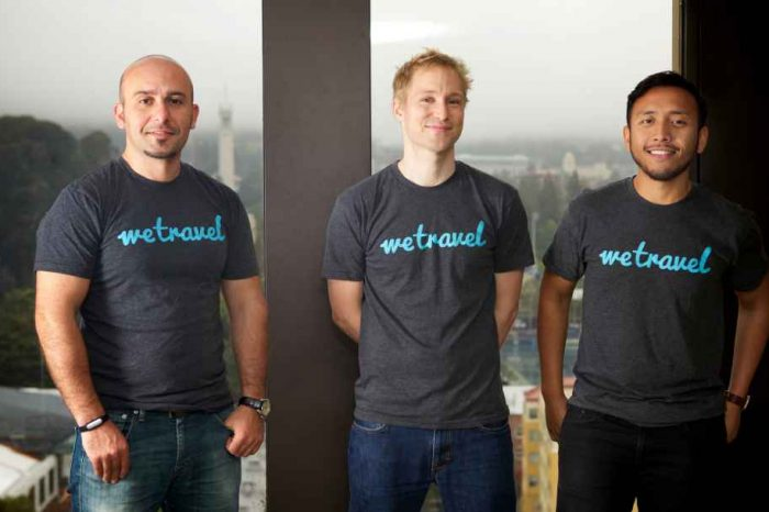 Fintech startup WeTravel launches the first free credit card for travel companies