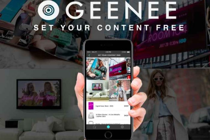 Mobile software startup Geenee lands $7M seed round to accelerate mobile image recognition and WebAR growth