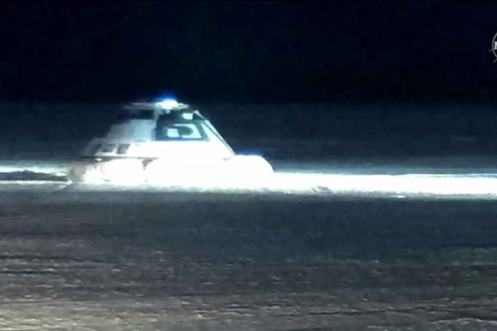 Boeing Starliner Completes First Orbital Flight Test with Successful Historic Landing on American Soil
