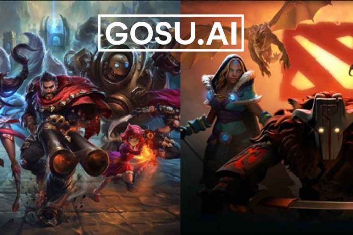 GOSU.AI raises $2.8 million for AI-based coaching for gamers in League of Legends