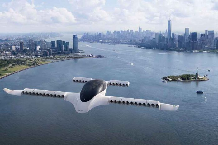 Welcome to 2025 with Lilium unmanned flying taxis
