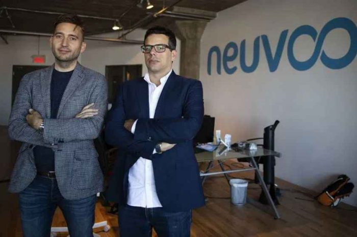 Montreal-based recruiting startup Neuvoo rebrands as Talent.com after spending $1.3 million to buy matching domain name