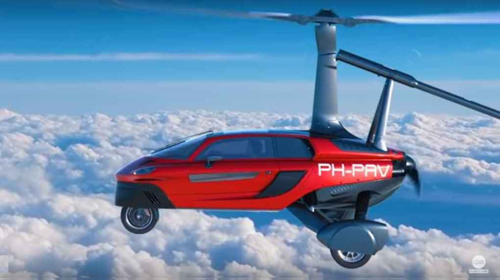 Pal V Liberty The World S First Flying Car Is Now On Sale In The Us Tech News Startups News