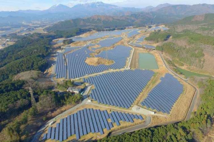 Japan's Pacifico Energy closes $265.8 million for its Second Solar Fund