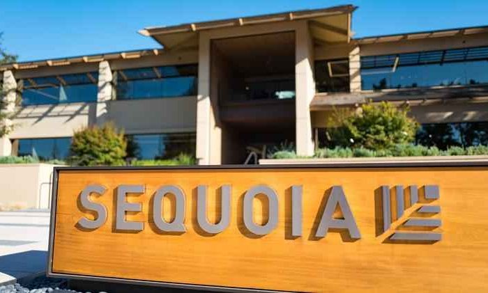 Sequoia Capital raises $3.35 billion to invest in U.S. and Chinese startups