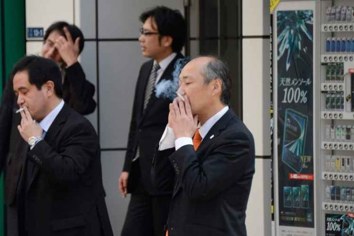 This Japanese company is giving its non-smoking employees 6 extra days off to make up for cigarette breaks