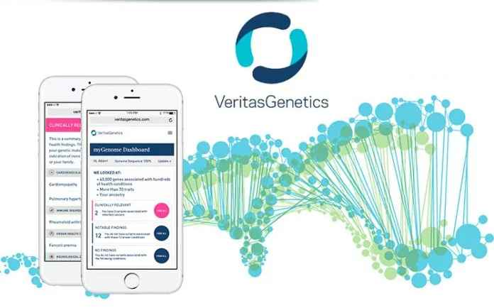Veritas Genetics, the DNA startup which offered to sequence human genomes for just $599, is ceasing U.S. operations after it struggled to raise new funds