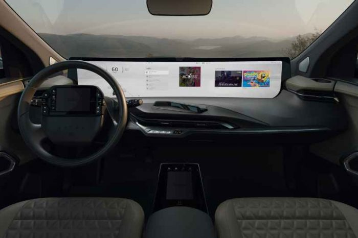 BYTON partners with ViacomCBS, AccuWeather, others to enrich in-car experience; launches world`s first 48-inch screen in a production car
