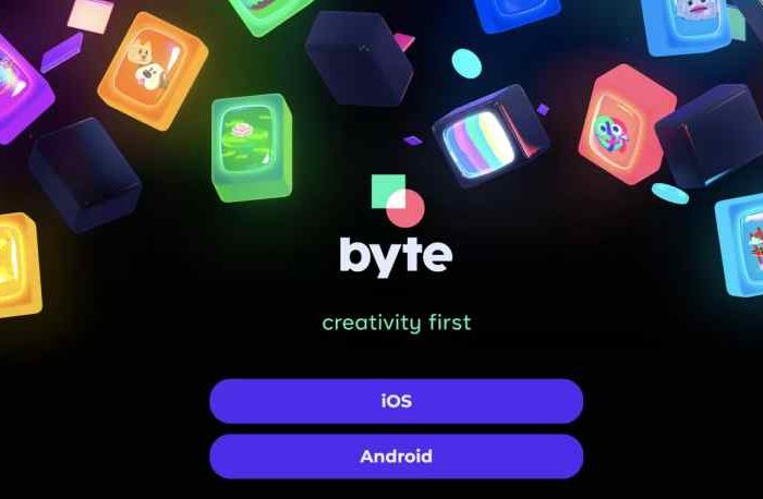 Vine finally launches Byte, a video app that lets you shoot or upload and share six-second videos