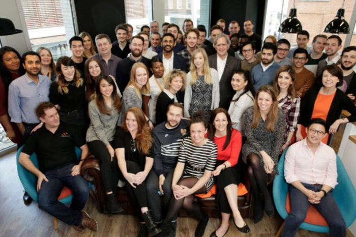 Currencycloud, the payments startup behind fintech apps Monzo and Revolut, just closed $80M funding led by Visa