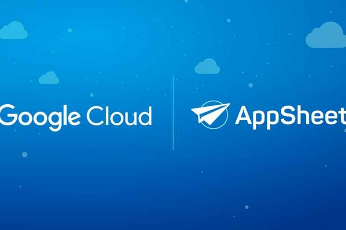 Google buys 2 tech startups, Pointy and AppSheet, within the same 24 hours