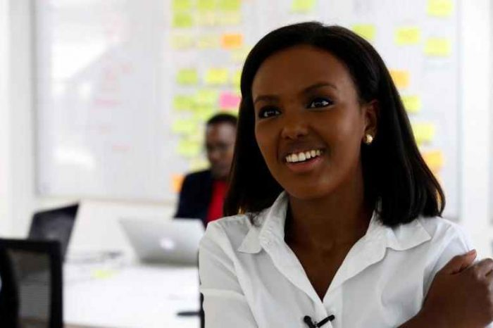 This 26-year old woman just launched Kenya's first digital car insurance company called Griffin