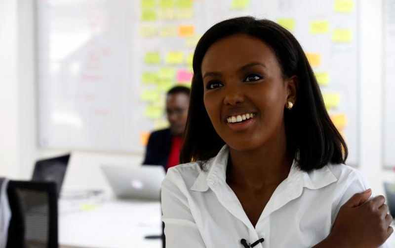 This 26 Year Old Woman Just Launched Kenya S First Digital Car
