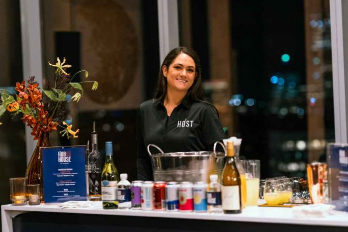 Host raises $450,000 seed funding to connect corporations with certified and insured bartenders for their events