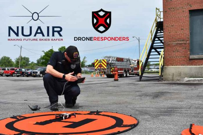 "NUAIR partners with DroneResponders to advances its services to New York State public safety organizations and compliments ""NYFLY"" initiative"