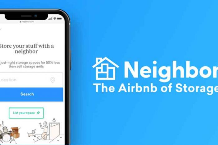 Self-storage marketplace startupNeighbor.com closes $10 million Series A led byAndreessen Horowitz