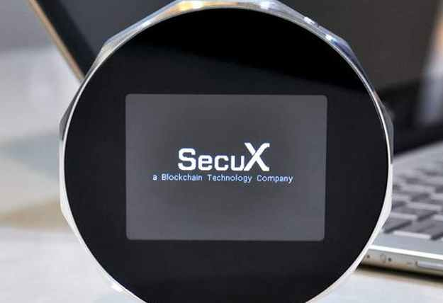 Blockchain startup SecuX launches world's first integration of crypto hardware wallet and retail payment solution