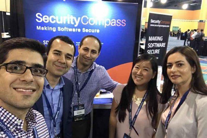 Cybersecurity startup Security Compass secures growth equity funding to provide enterprise DevSecOps software solutions, announces new CEO