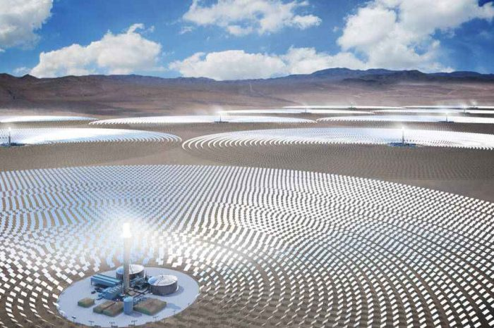 This $1 billion boondoggle solar plant project was obsolete before it ever went online....It was over before it even began