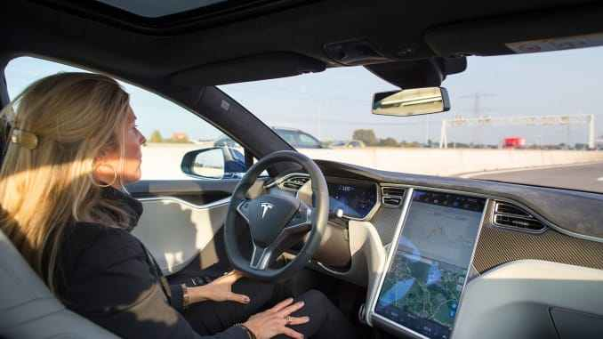 Tesla's Autopilot Faces Scrutiny After Three Crashes and Three Deaths