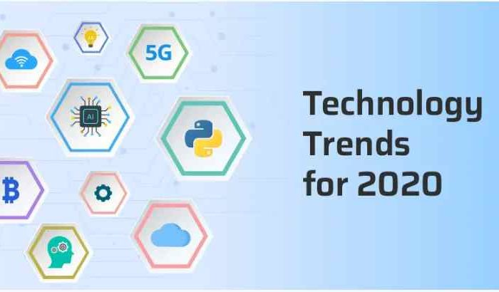 Top 10 Technology Trends to Watch in 2020 and Beyond [Infographic]