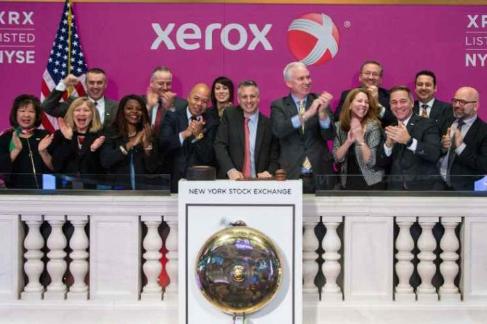 Xerox secures $24 billion financing for proposed acquisition of HP