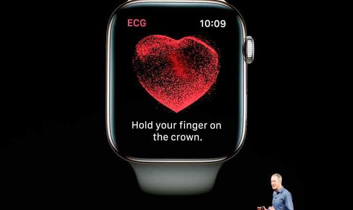 Johnson & Johnson is teaming up with Apple to launch a new clinical study Heartline to see if iPhone app and Apple Watch can reduce the risk of strokes