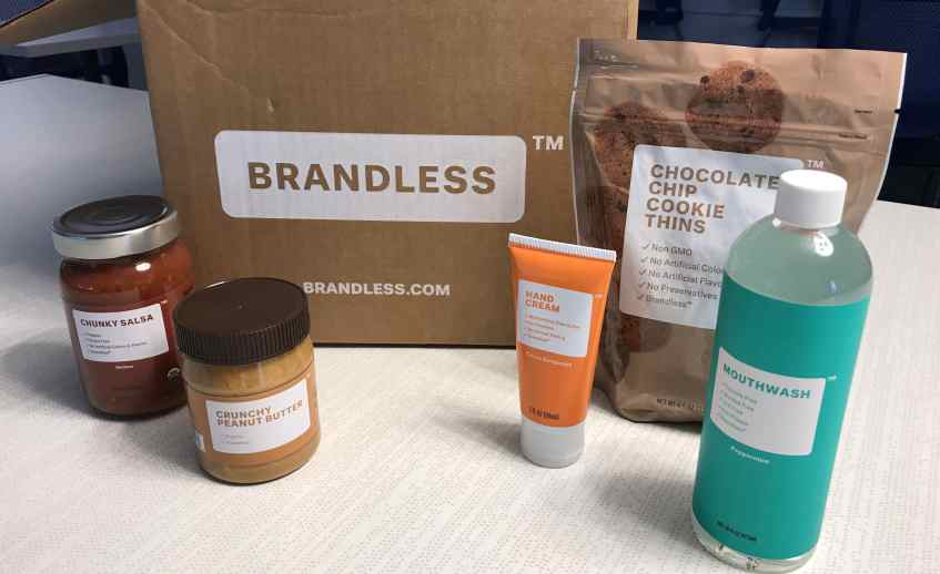SoftBank-backed U.S. firm Brandless winds up operation