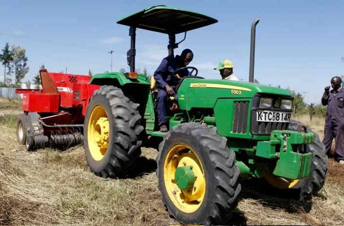 John Deere partners with 'Uber of tractors' startup Hello Tractor to expand its presence to African market