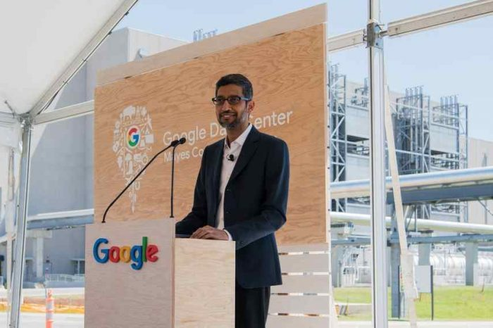 Google to invest more than $10 billion in offices and data centers across the United States in 2020