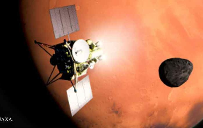 Mitsubishi Electric Begins Developing Martian Moons Exploration Probe