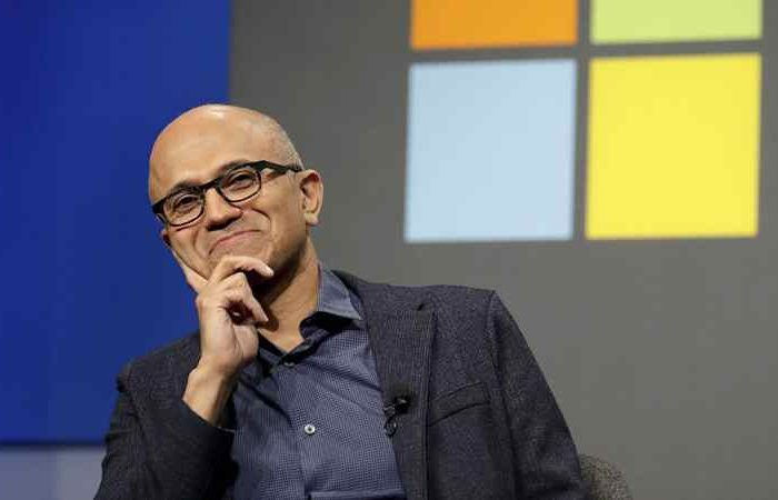 Microsoft to invest $1.1 billion in Mexico over next five years, says CEO Satya Nadell