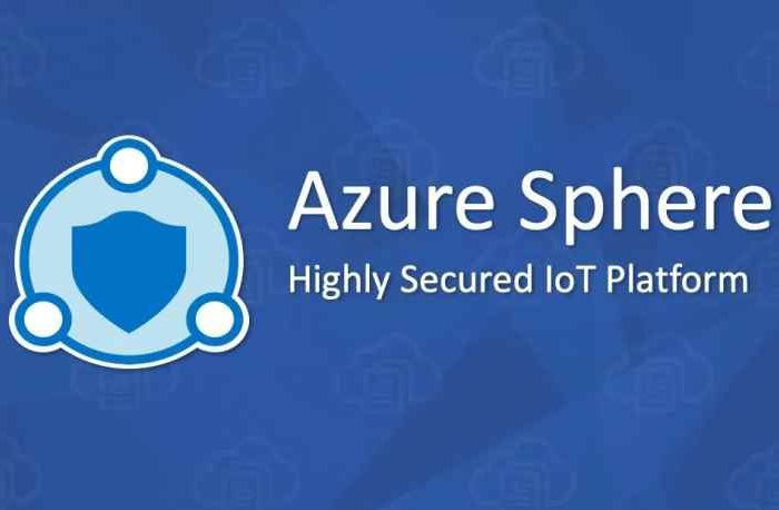 Microsoft announces public availability ofAzure Sphere, a solution designed to combat escalating threats to billions of IoT devices