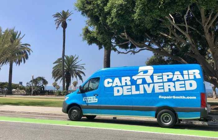 Daimler-backed car service startup RepairSmith acquires More Automotive Group to expand its mobile fleet service
