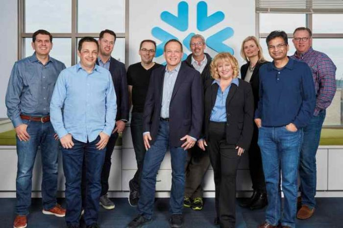 Datawarehouse startup Snowflake raises massive $479 million in funding at $12.4 billion valuation