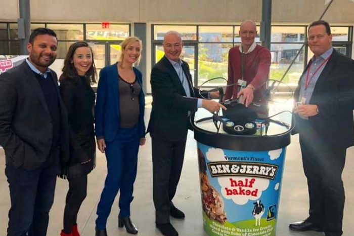 Terra Drone Europe partners with Unilever to deliver ice cream in New York City