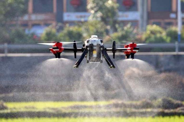 Chinese agritech startup XAG announces about $0.75 million fund for drone disinfection operation to fight Coronavirus outbreak