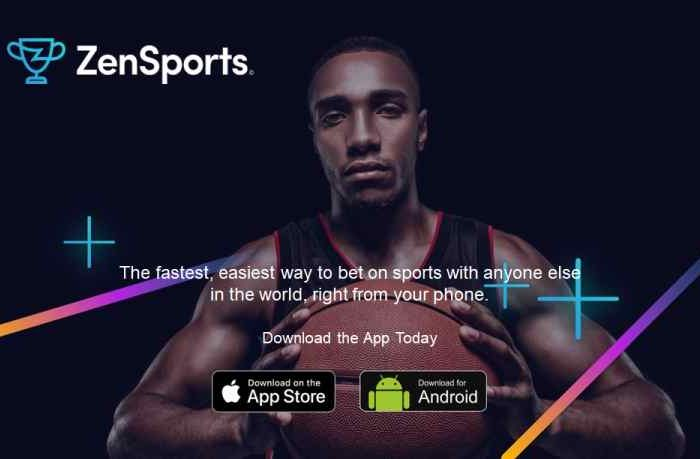 ZenSports, the mobile peer-to-peer sports betting app, launches support for native cryptocurrency for funding, betting, and trading in ICX