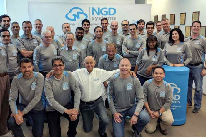 Cloud storage startup NGD Systems nabs $20M in Series C funding to bring intelligence to storage using AI and machine learning