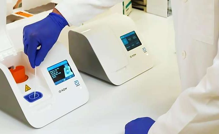 You can now get a coronavirus test in just 5 minutes using the new FDA-authorized ID NOW COVID-19 test from Abbott Laboratories