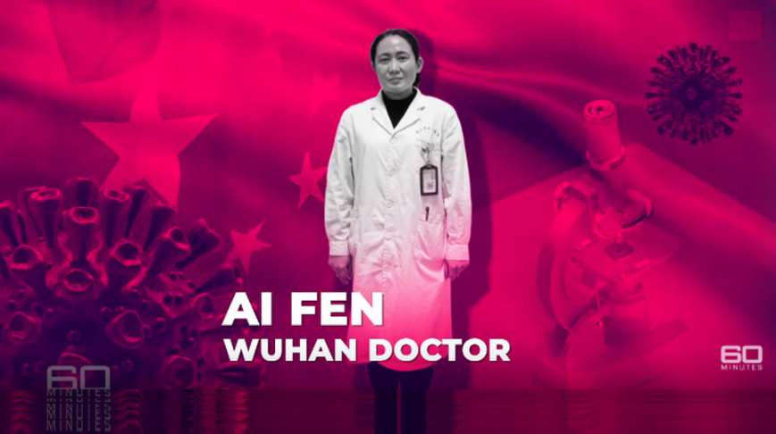 Dr Ai Fen, another Wuhan whistleblower doctor, disappeared after ...
