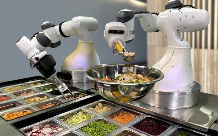 Harvard and MIT-born robotics startup Dexai Robotics scores $5.5M seed round to launch Alfred, a Robotic Sous-chef