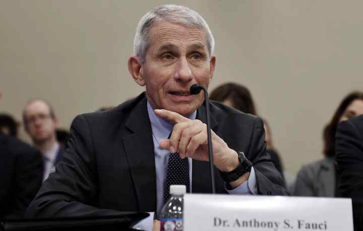 Fauci Doubts US Will See Domestic Travel Restrictions 'in the Immediate Future'