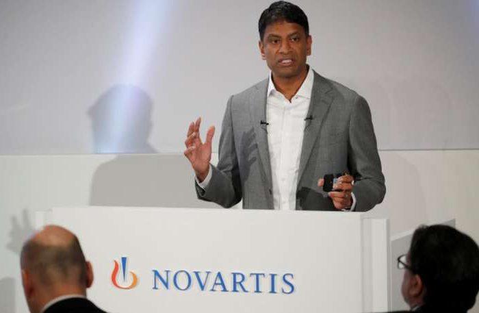 Novartis CEO says malaria drughydroxychloroquineis biggest hope against coronavirus, Swiss newspaper SonntagsZeitung says
