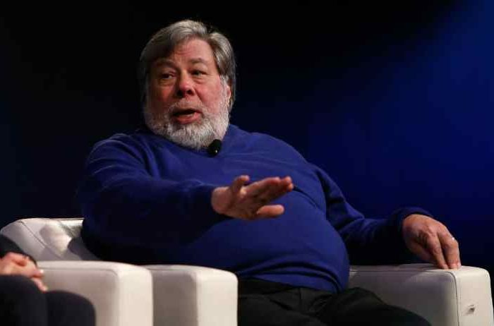 Apple co-founder Steve Wozniak said he and his wife have coronavirus. His wife has been coughing since they returned from China to the US on Jan. 4